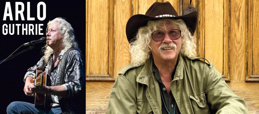 Arlo Guthrie at O Shaughnessy