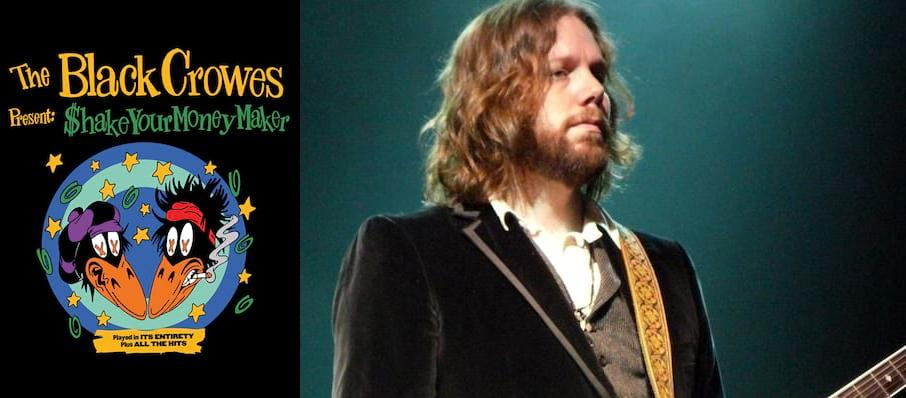 Black Crowes at Xcel Energy Center
