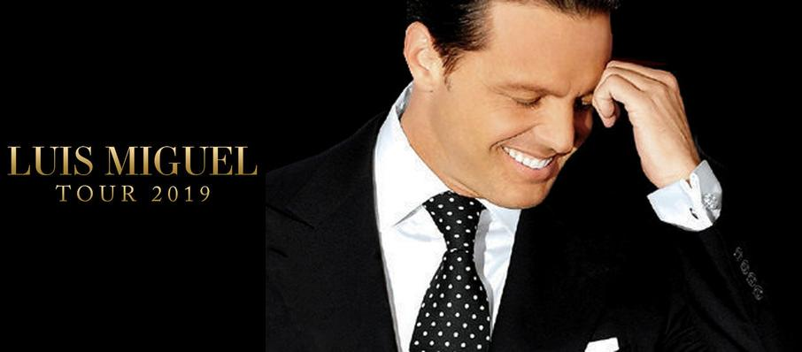 Luis Miguel at Xcel Energy Center