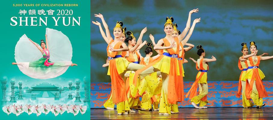 Shen Yun Performing Arts at Ordway Music Theatre