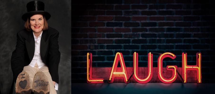Paula Poundstone at Fitzgerald Theater