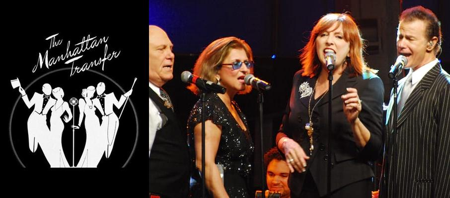 Manhattan Transfer at Ordway Music Theatre
