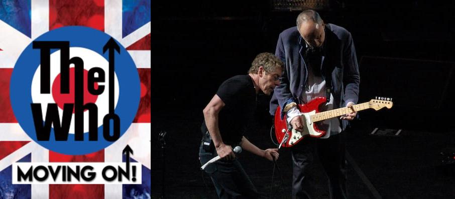 The Who at Xcel Energy Center