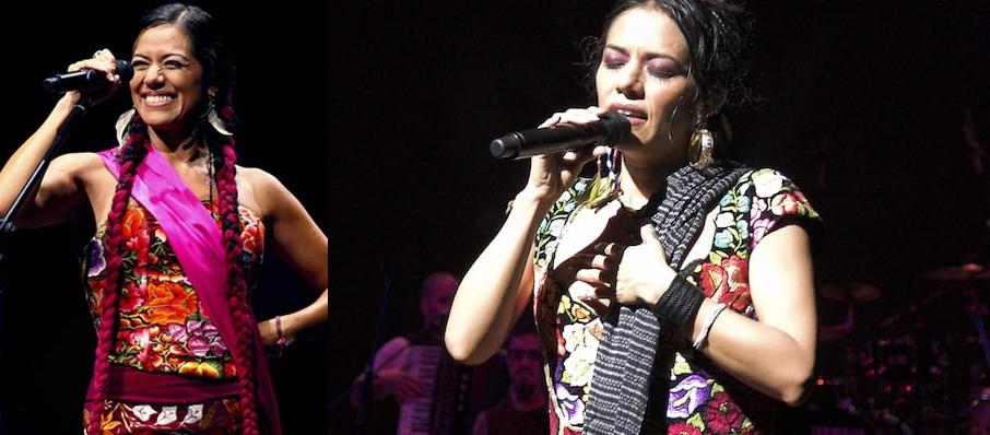 Lila Downs at Ordway Music Theatre