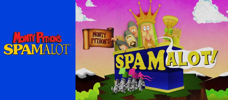 Monty Python's Spamalot at Ordway Music Theatre