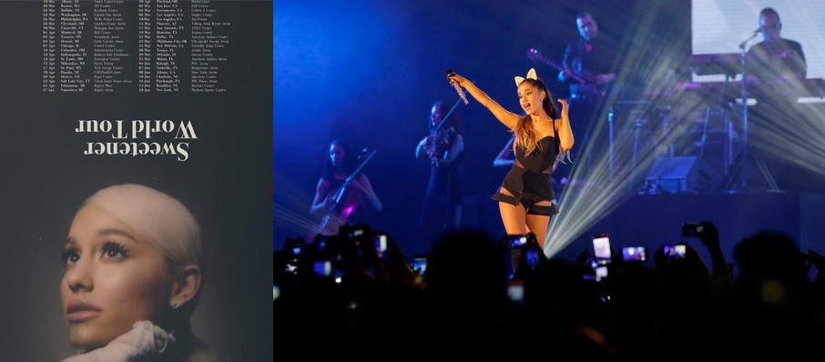 Ariana Grande at Xcel Energy Center
