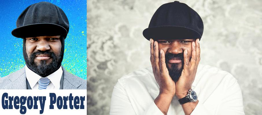 Gregory Porter at Fitzgerald Theater