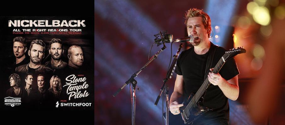 Nickelback at Xcel Energy Center