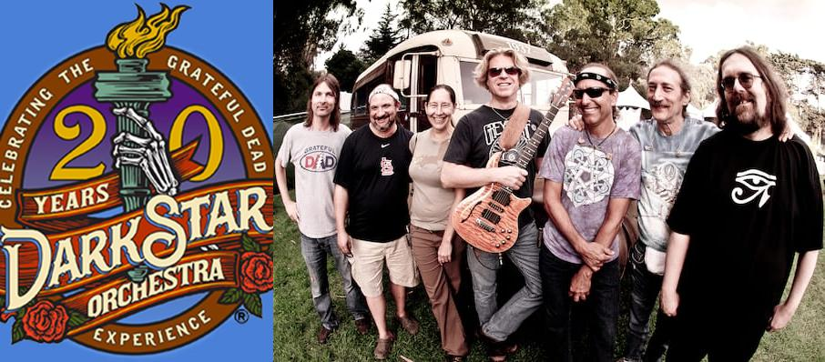 Dark Star Orchestra at Weesner Family Amphitheater