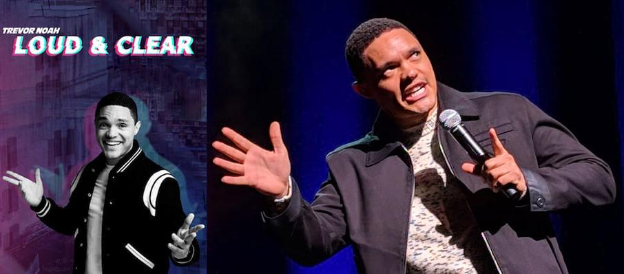 Trevor Noah at Xcel Energy Center