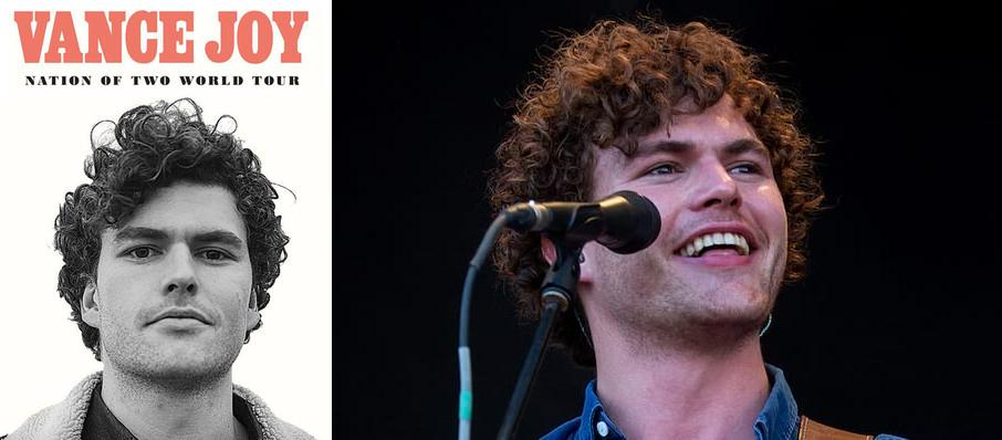 Vance Joy at Myth