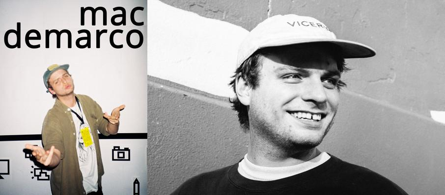 Mac DeMarco at Palace Theatre St. Paul