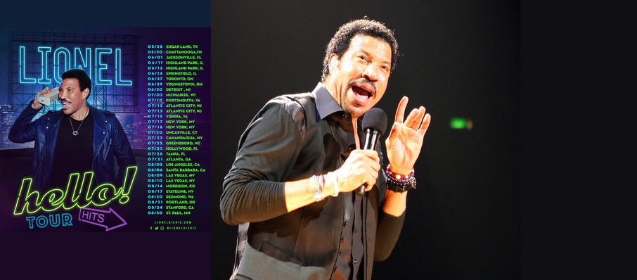 Lionel Richie at Minnesota State Fair Grandstand