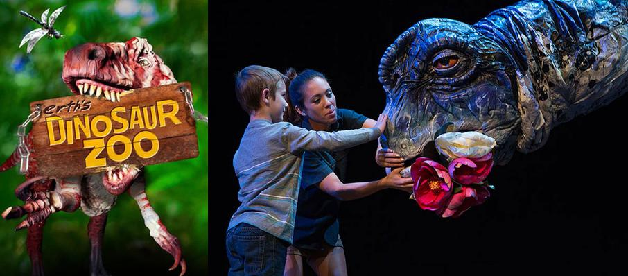 Dinosaur Zoo at Ordway Music Theatre