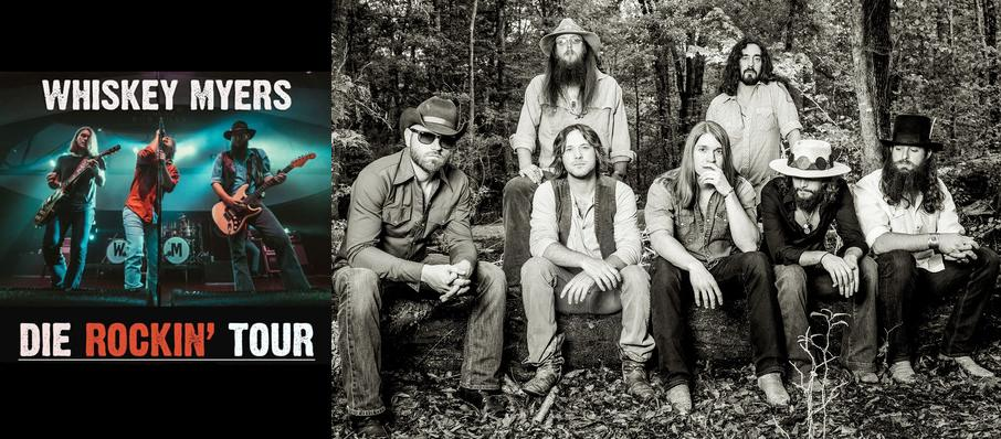 Whiskey Myers at Myth
