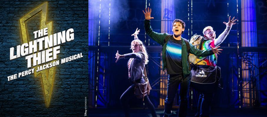 The Lightning Thief: The Percy Jackson Musical at Ordway Music Theatre
