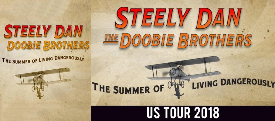 Steely Dan and The Doobie Brothers at Xcel Energy Center