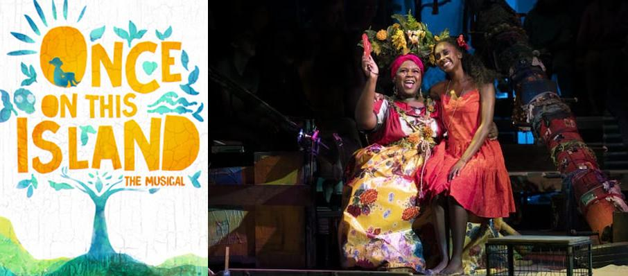 Once On This Island at Ordway Music Theatre