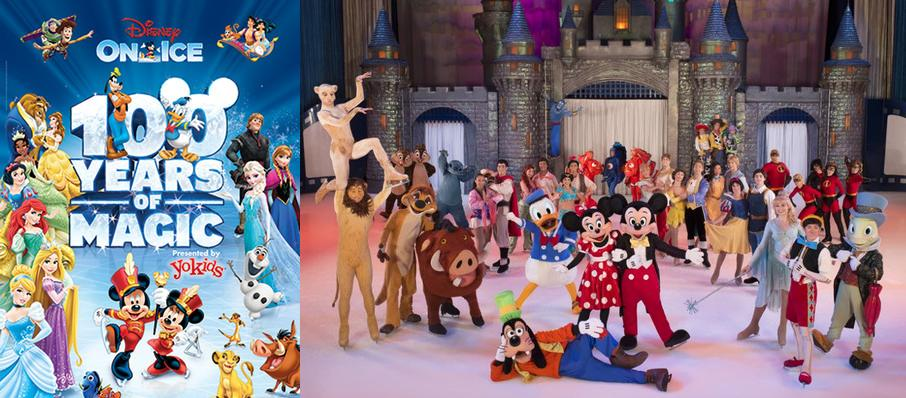 Disney on Ice: 100 Years of Magic at Xcel Energy Center