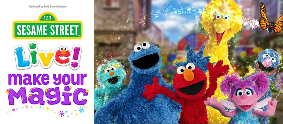 Sesame Street Live - Make Your Magic at Xcel Energy Center