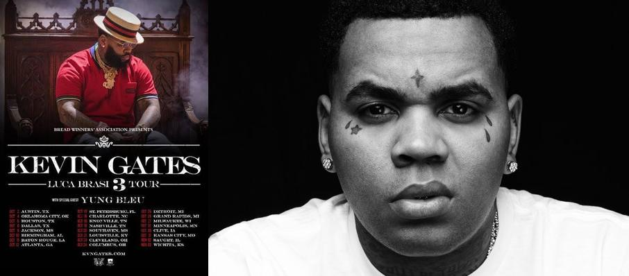 Kevin Gates at Myth
