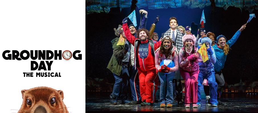 Groundhog Day at Ordway Music Theatre