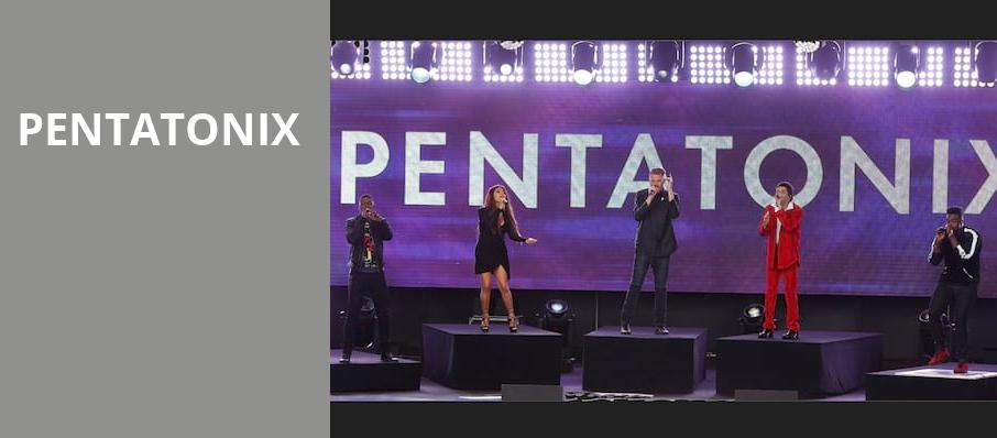 Pentatonix, Xcel Energy Center, Saint Paul