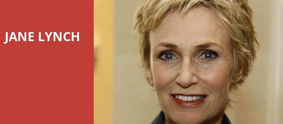 Jane Lynch, Ordway Concert Hall, Saint Paul