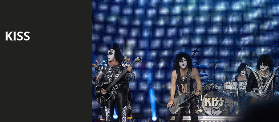 KISS, Xcel Energy Center, Saint Paul