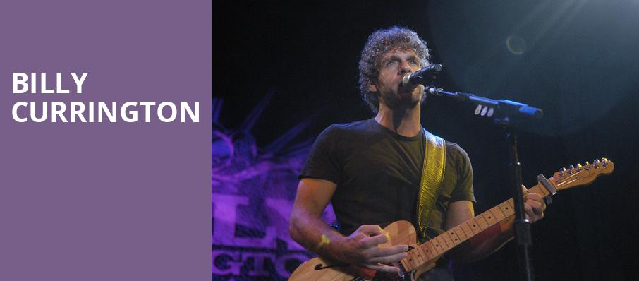 Billy Currington, Myth, Saint Paul