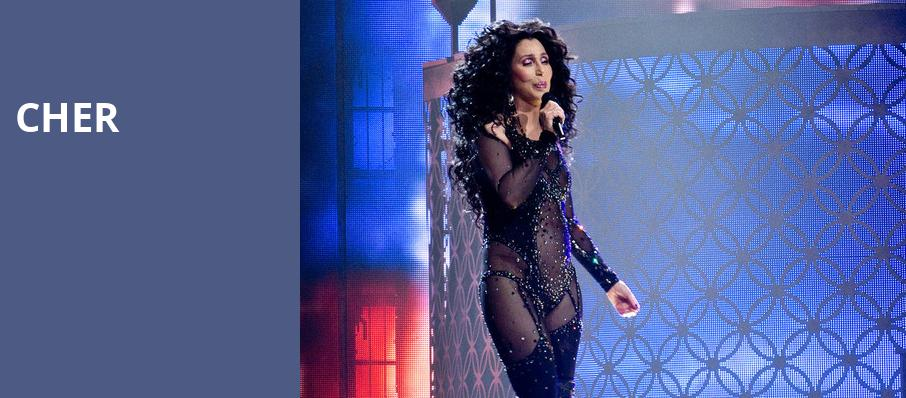 Cher, Xcel Energy Center, Saint Paul