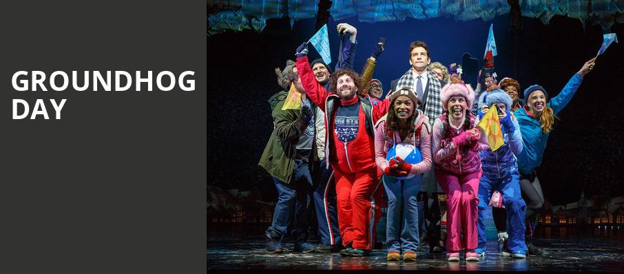 Groundhog Day, Ordway Music Theatre, Saint Paul