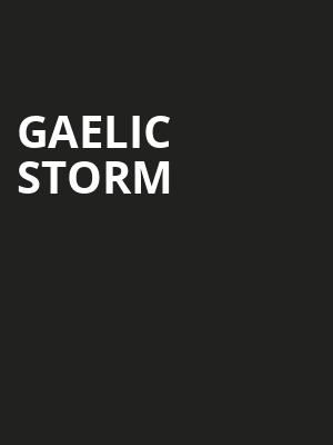 Gaelic Storm, Fitzgerald Theater, Saint Paul