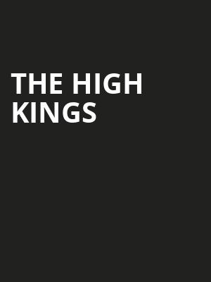 The High Kings, Fitzgerald Theater, Saint Paul
