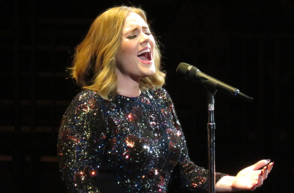 Adele, Xcel Energy Center, Saint Paul