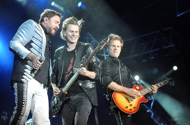 Duran Duran, Xcel Energy Center, Saint Paul