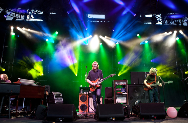 Phish, Xcel Energy Center, Saint Paul