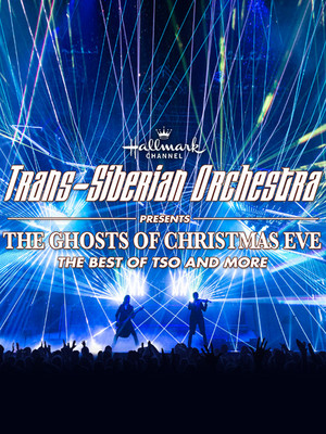 Trans siberian Orchestra The Ghosts Of Christmas Eve, Xcel Energy Center, Saint Paul