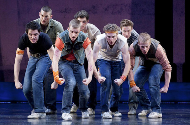 West Side Story, Ordway Music Theatre, Saint Paul